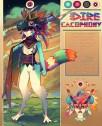 Dire Cacophony