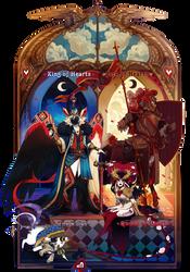 {Auction 1/4} Heart Kingdom [OPEN]