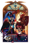 {Auction 1/4} Heart Kingdom [OPEN] by AgentCorrina