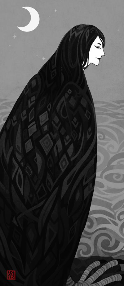 Siren by driftwoodwolf