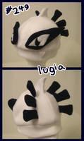 Lugia hat by Hazuza