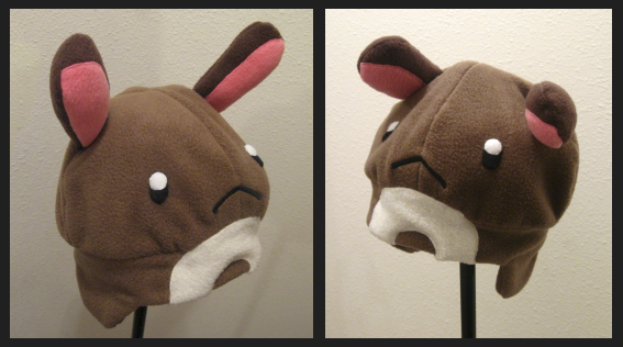 Sentret hat by Hazuza