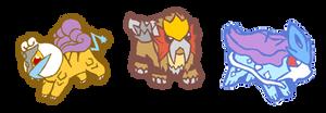 qt legendary beasts