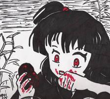 Natsume by flesheatingmermaid