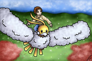 Pokemon Commission 20 by Xantaria