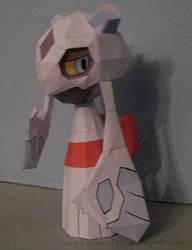 Froslass Papercraft 2 by Xantaria