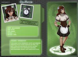 CV: Belle Hickory by Xantaria