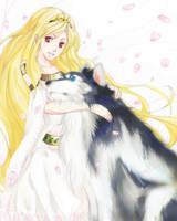 Princess by xiner