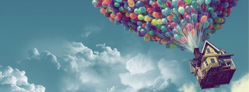 Pixar UP By Aysuuu On DeviantArt