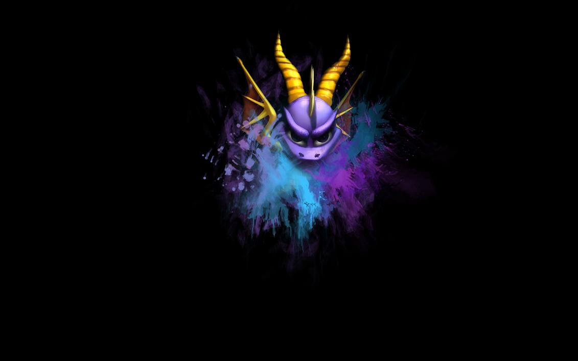 Spyro Wallpaper By DeSess