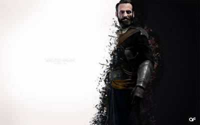 The Order 1886 - Sebastian Malory by deSess