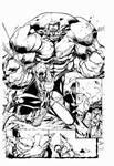 amazing spider-man MAD!inked