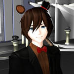 new profile picture by T-Freddy-Fazbear