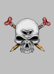 Skull Art Logo Ideas ....