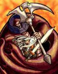 Castlevania: Alucard vs. Death