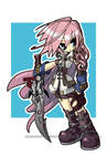 FF XIII Lightning