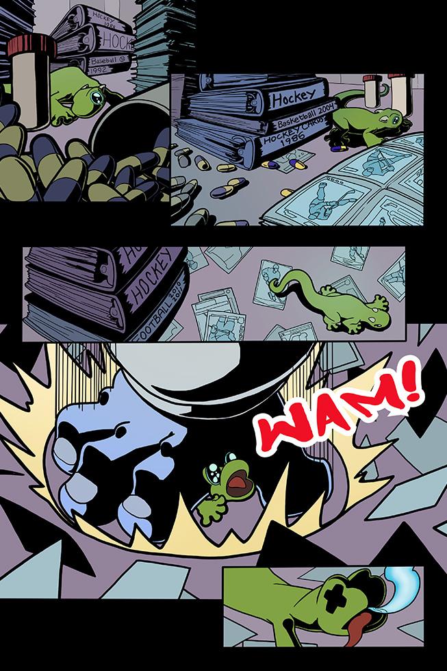 2 Little Bastards - Swords - Page 6 by JoeOiii