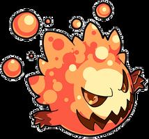 Final Fantasy Bomb by JoeOiii