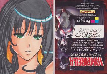 Vampirella Series 1 AP 01