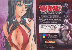 Vampirella Series 1 AP 04 by JoeOiii