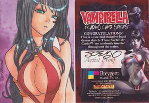 Vampirella Series 1 AP 04