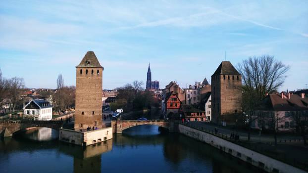 Strasbourg Panorama.