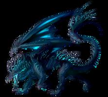 [Art Trade] For Demonhunter: Shadow-Wrend by AxilmeusDL