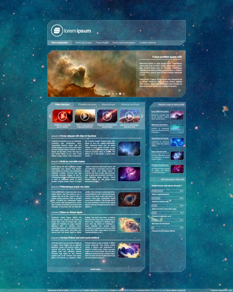 Web Design by FirstLine1