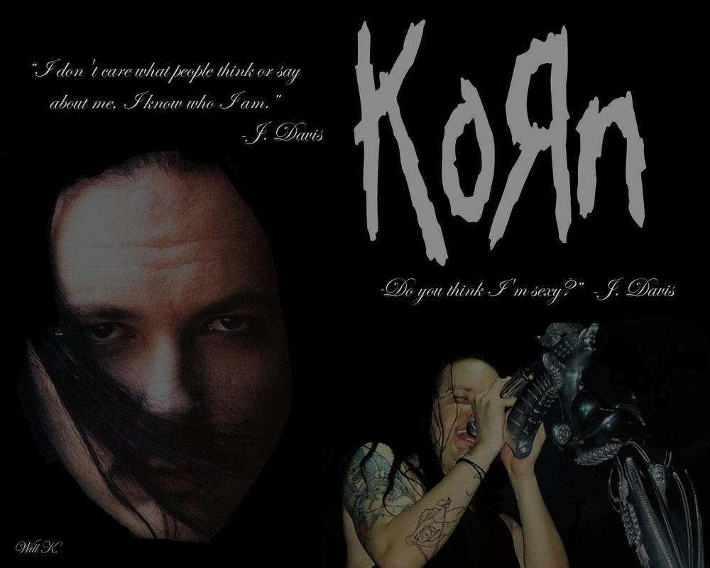 KoRn Wallpaper by Will...