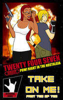 Take on Me Part 2 of 2 by TheD-Wrek