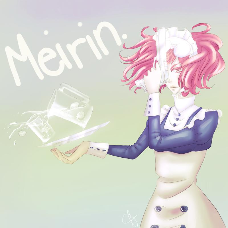 Meirin by curiousSOUL