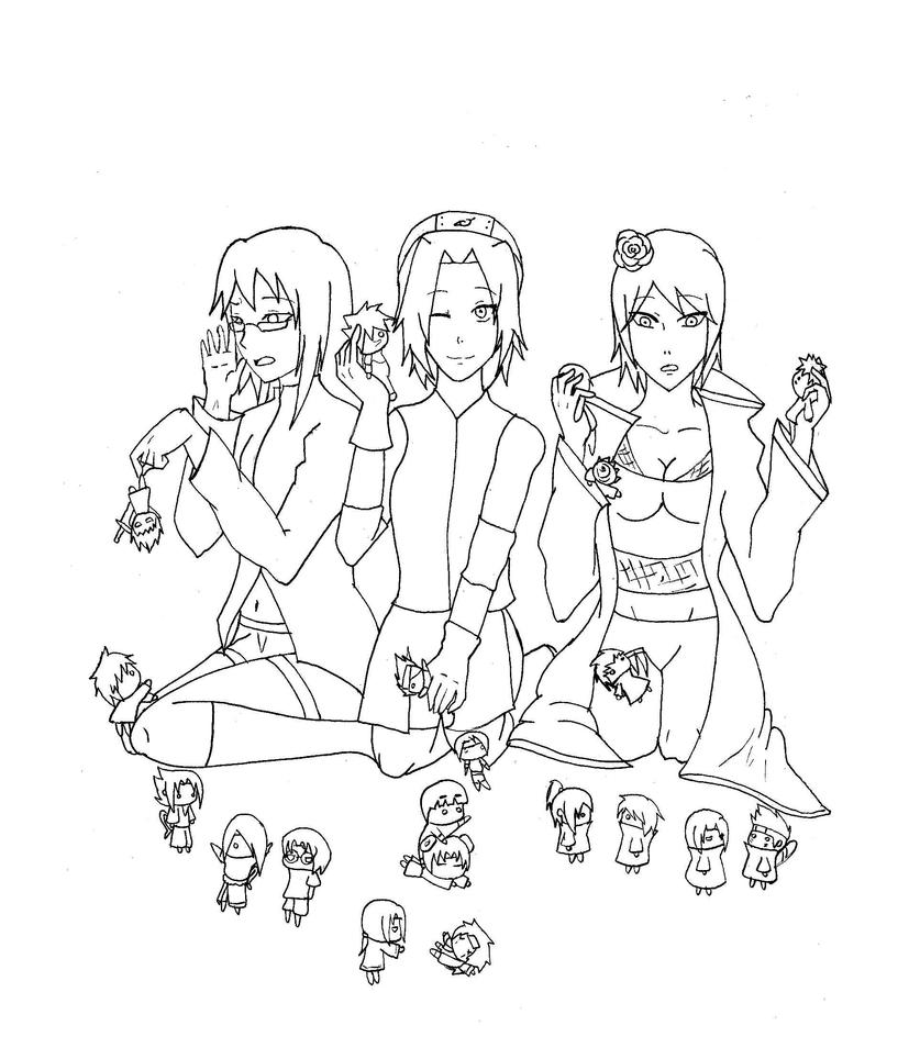 kunoichis LA by Lezzette
