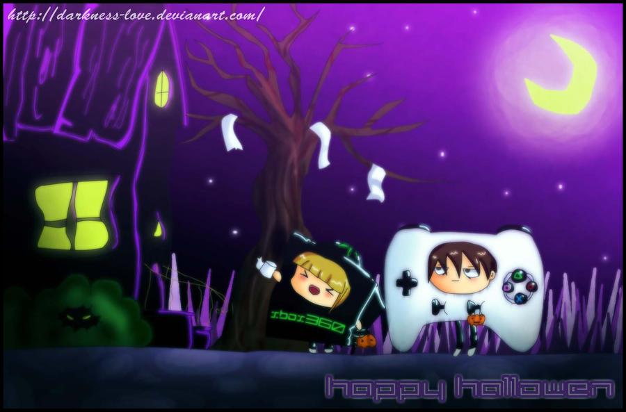 fail hallowen by Lezzette