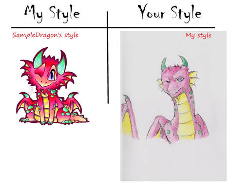 My Style Your Style Challenge: Winky Face