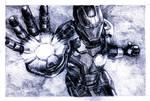 Tony the Iron Man