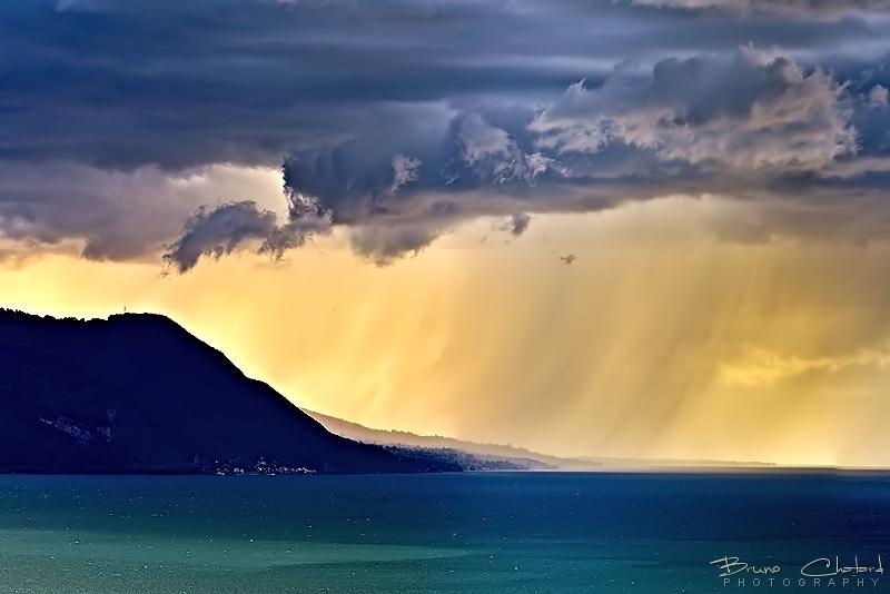 Storm Painter by BrunoCHATARD