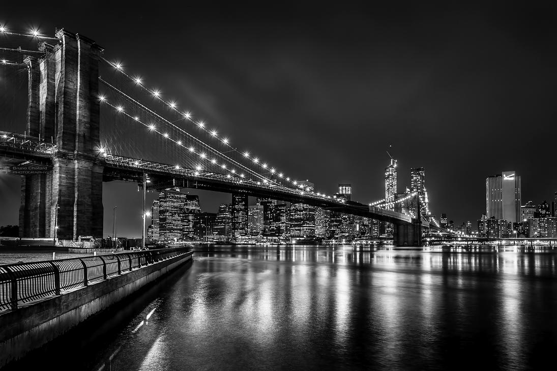 Bridge Over Troubled Water by BrunoCHATARD