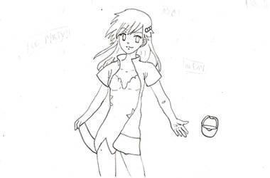 sketch: Leader Misty