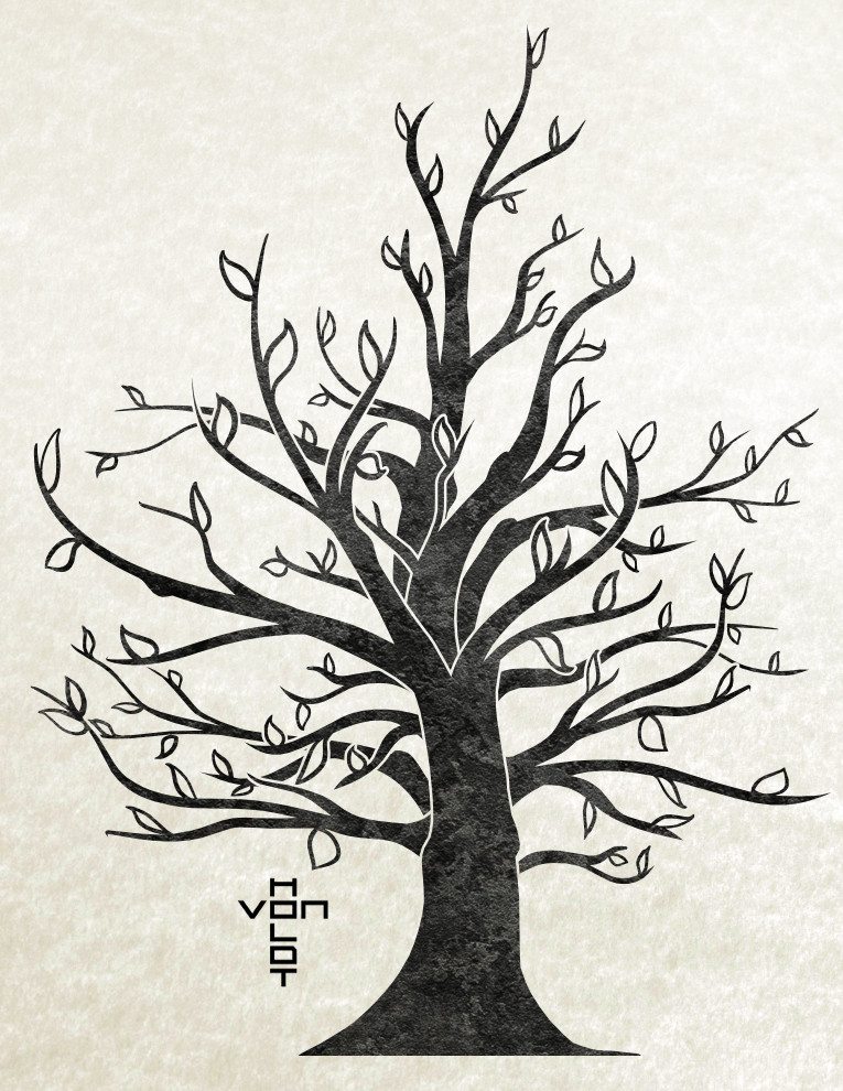 Tree Design by vonholdt