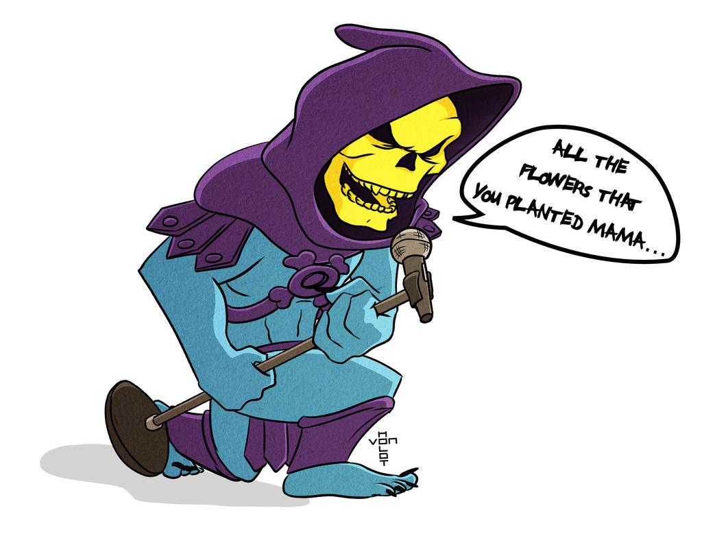 Skeletor-karaoke by vonholdt