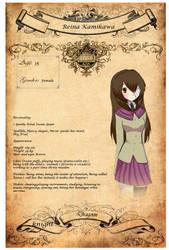 True Cross Academy Application by Otakuhime-chan