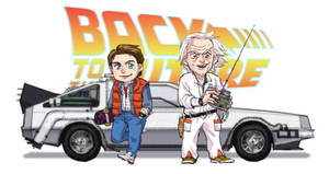 Back to the Future! by paramasX