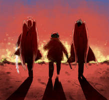 Good Omens - Doomsday by Devilissh
