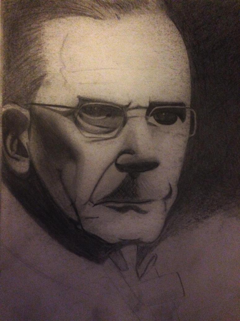 Thomas Mann by ajimo
