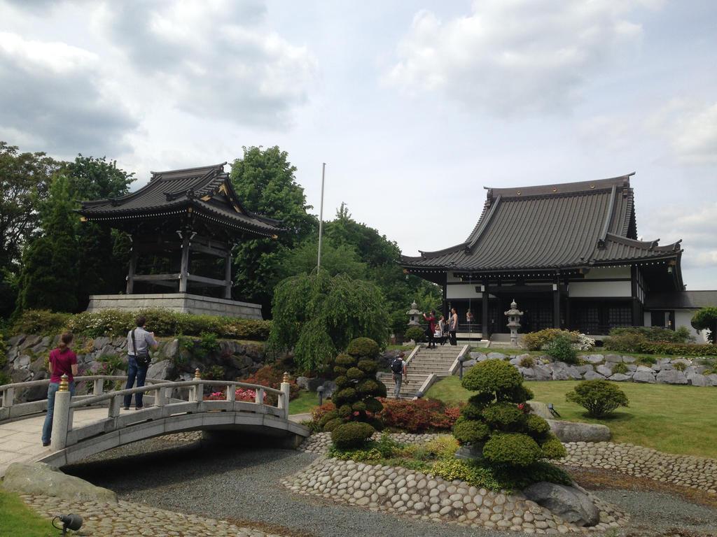 Japanese Garden Duesseldorf by ajimo