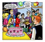 Archie and Friends Dan Decarlo Art Digital Colors