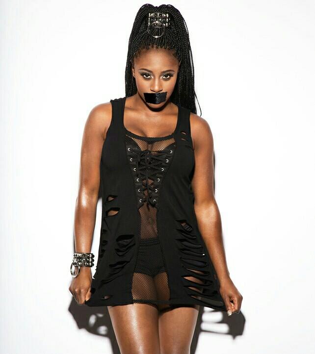 Tyra Banks Wwe: WWE Naomi Gagged By AwakenedVenom On DeviantArt