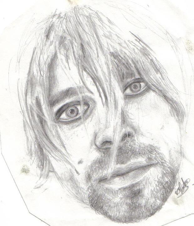 Kurt Cobain 1967-1994 by Skat22