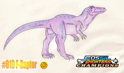 {FF:C} #019 F-Raptor by Iowasi