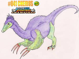 {FF:C} #041 CHEIRUS by Iowasi